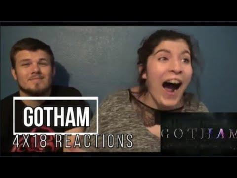 "Gotham 4x18 ""That's Entertainment"" Reactions"