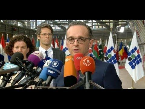 Syrien-Konferenz: Deutschland stockt Hilfe in Syrien-Krise um eine Milliarde Euro auf