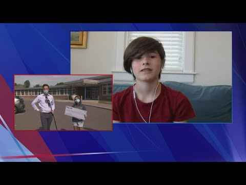 FOX61 Student News Award: Suffield Middle School