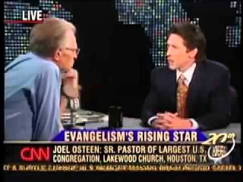 Larry King Interview With Joel Osteen