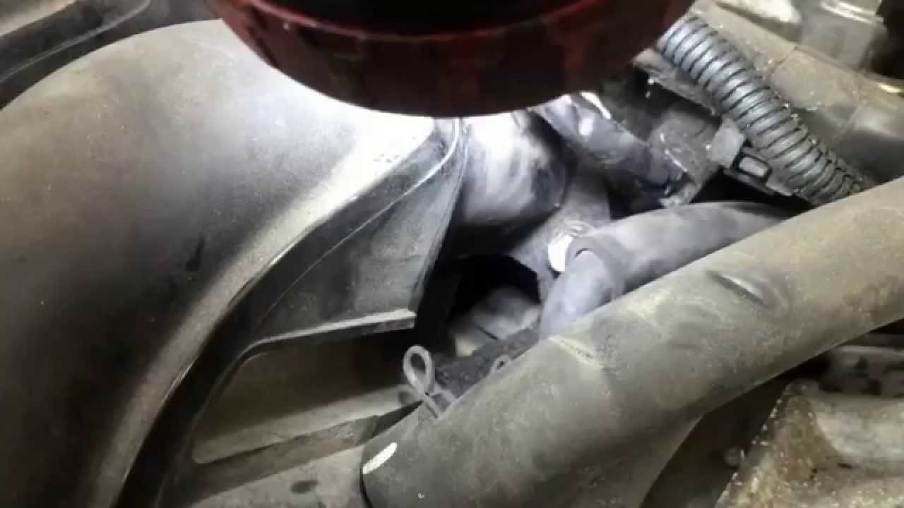 05 Toyota Corolla P0171 System Too Lean Youtube
