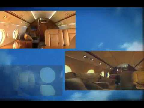 Charter Plane Aircraft Leasing Private Jet to Las Vegas