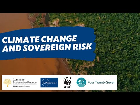 Report: Climate Change Amplifies Sovereign Risk, Threatens Fiscal Sustainability