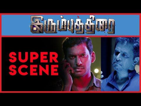 Irumbu Thirai - Super Scene 12 | Vishal | Arjun Sarja | Samantha Akkineni