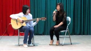 [LTT Got Talent - 13.3.2013] A4 - Tuổi hồng thơ ngây (guitar + hát)