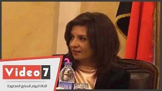 وزيرة الهجرة: يجب الاستفادة من الطلاب الأفارقة بالجامعات المصرية