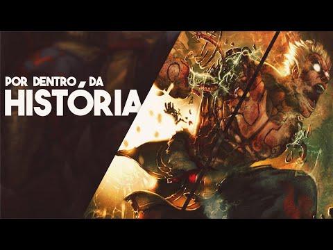 A HISTÓRIA DE ASURA WRATH