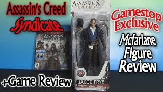 Jacob Frye, Gamestop Exclusive, Assassin's Creed, McFarlane Figure And Syndicate Game Review