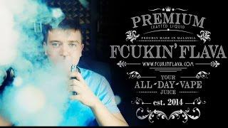 FCUKIN' FLAVA / CREAM SERIES / Malaysian Cuttwood / жижобзор #10 / жидкость для электронных сигарет
