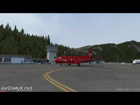 Aerosoft Trondheim Vaernes V2 & Orbx Sogndal!