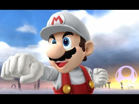 Super Smash Bros Wii U Mario