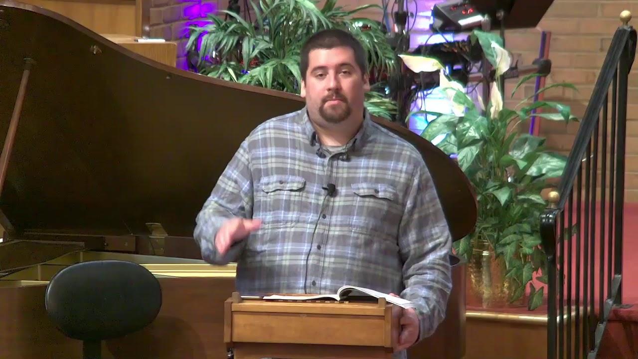 GroveGroups Sunday School Lesson (January 3, 2021)