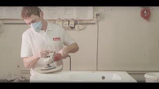 RAVAK - výroba vaniček a umyvadel z litého mramoru