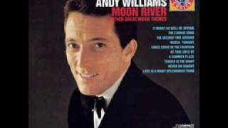 Andy Williams - A Summer Place - 1962