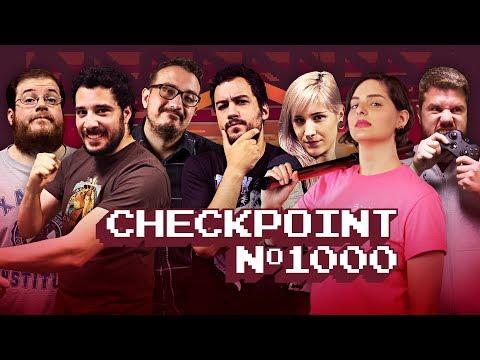 CHECKPOINT ESPECIAL Nº 1000 - com participações de Sarda, Soto Bello, Mari e Amoroso
