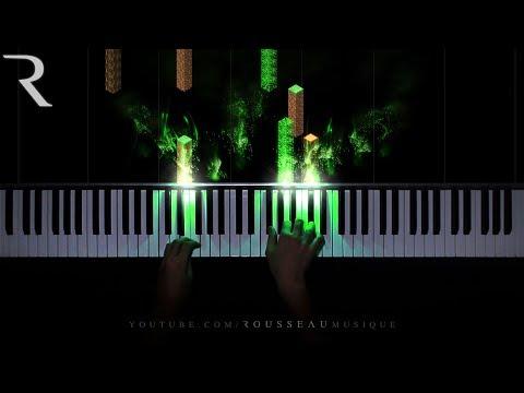 C418 - Minecraft Piano Cover Sweden x Wet Hands x Calm