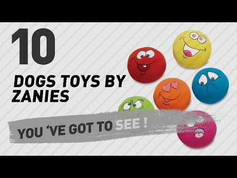 Dogs Toys By Zanies // Pets Lovers Most Popular