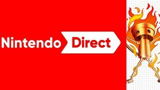 Nintendo Direct Mini + Reactions
