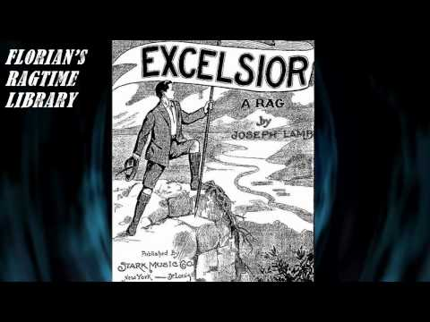 Excelsior Rag by Joseph F. Lamb - Ragtime Piano