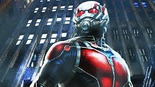 Человек-Муравей - Конец второй фазы киновселенной Marvel (Обзор)