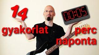 Felhagytam a gitározás elemzésével