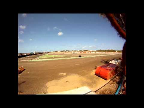 Karting Bermuda March 18 2012
