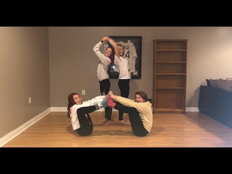 YOGA CHALLENGE (WE FAILED)!!!