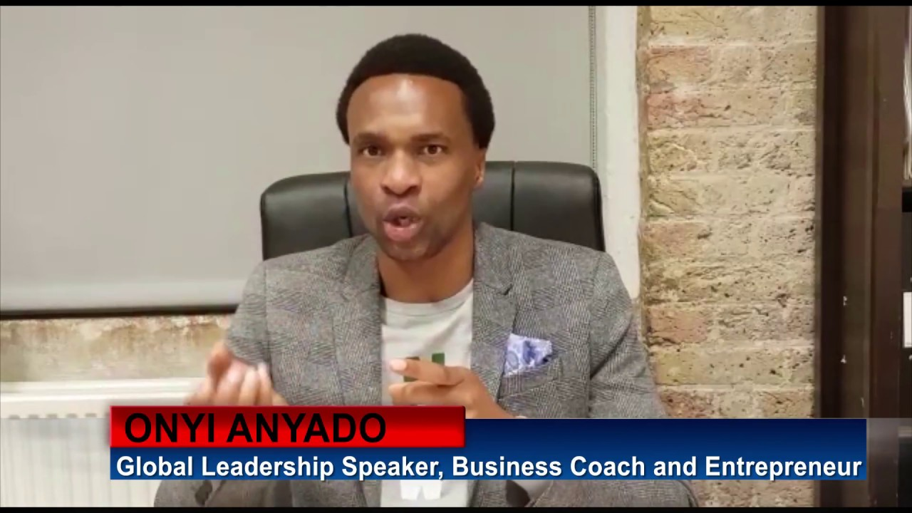 Onyi Anyado | Global Leadership Speaker | Futurist | speaking on time management