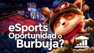 ¿Por qué los ESPORTS son el NUEVO deporte de MASAS? - VisualPolitik