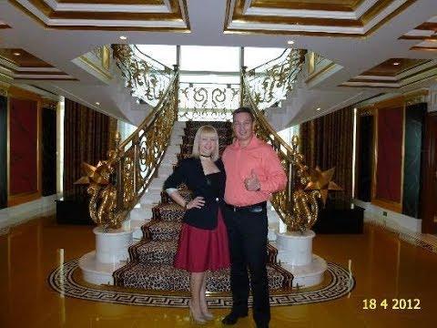 Burj Al Arab Royal Suite 2nd Floor