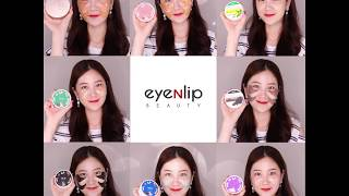 [EYENLIP] ENG) Hydrogel Eye Patch 8 Types