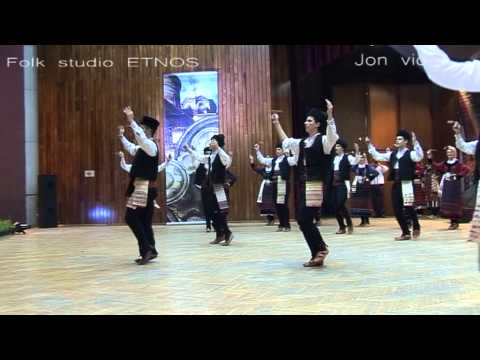 ETNOS FOLK STUDIO Igri od Malesevija Makedonija