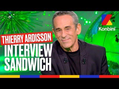 Thierry Ardisson - Interview Sandwich