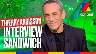 Thierry Ardisson - Interview Sandwich