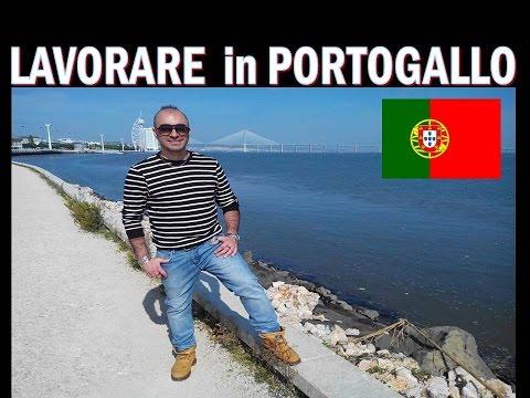 LAVORARE in PORTOGALLO !!! La storia di Cisco da Bari