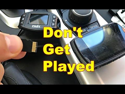 REAL Fix Dash Cam Error 'no Card' 'memory Error'
