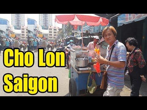 Vietnam Travel - BINH TAY MARKET - CHO LON CHINATOWN SAIGON 2017