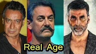 Shocking Real Age of 10 Bollywood Actors | You Won't Believe 2018