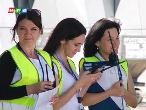 ТРК ИТВ: В Крыму отметили День работников воздушного флота