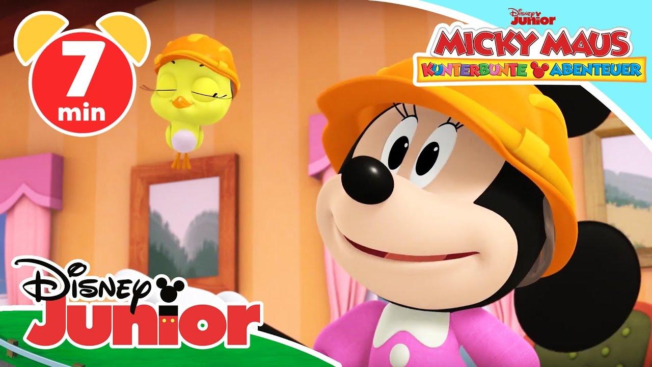 Download 🎈 Micky Maus: Kunterbunte Abenteuer - Clip: Hilfreiche Helfer - Lustige Einsätze   Disney Junior