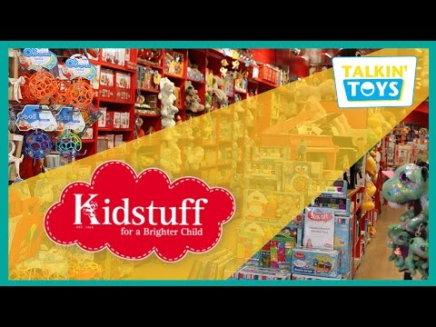 Kidstuff Stores - Australia's One Stop Shop For Toys | Talkin' Toys