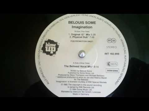 "Belouis Some ‎–Imagination (Original 12"" Mix)"