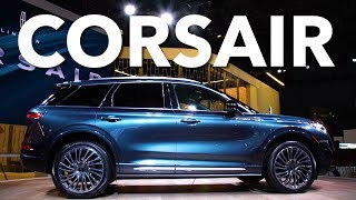 2019 New York Auto Show: 2020 Lincoln Corsair | Consumer Reports