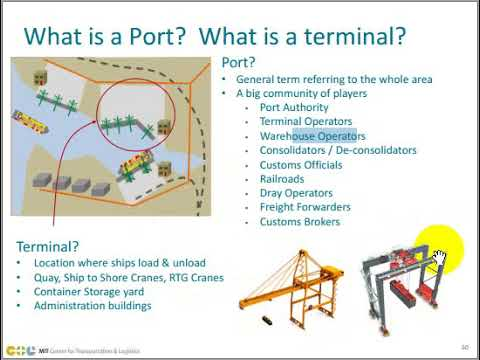 Video 7 Ports and Terminals