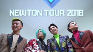 Newton Tour 2018 часть 1