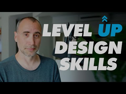 Level UP your Web Design, Design Skills. UX and UI in 2021