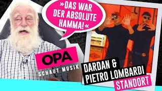 Opa schaut Musik - Pietro Lombardi & Dardan (Standort)