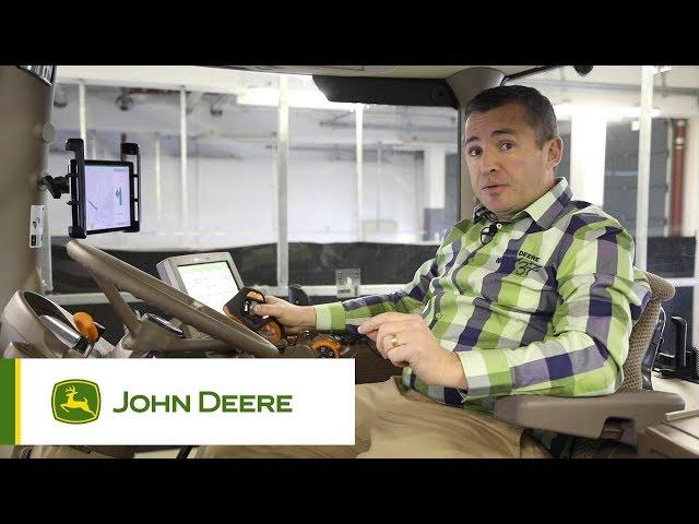 John Deere 6R CommandPro - 6250R