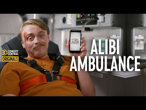 Alibi Ambulance: For When You Need an &39;Out&39; feat Gus Johnson - That&39;s An App