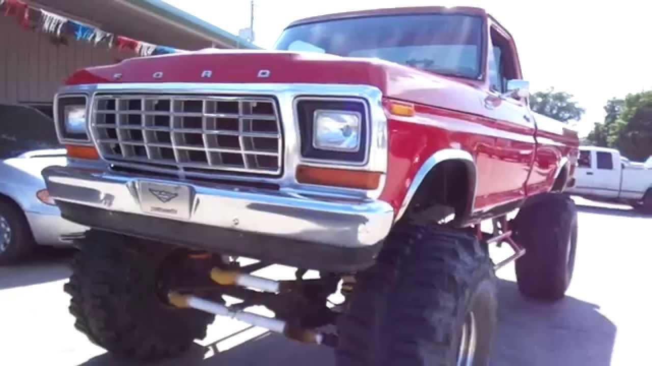 1979 ford f100 custom 4x4